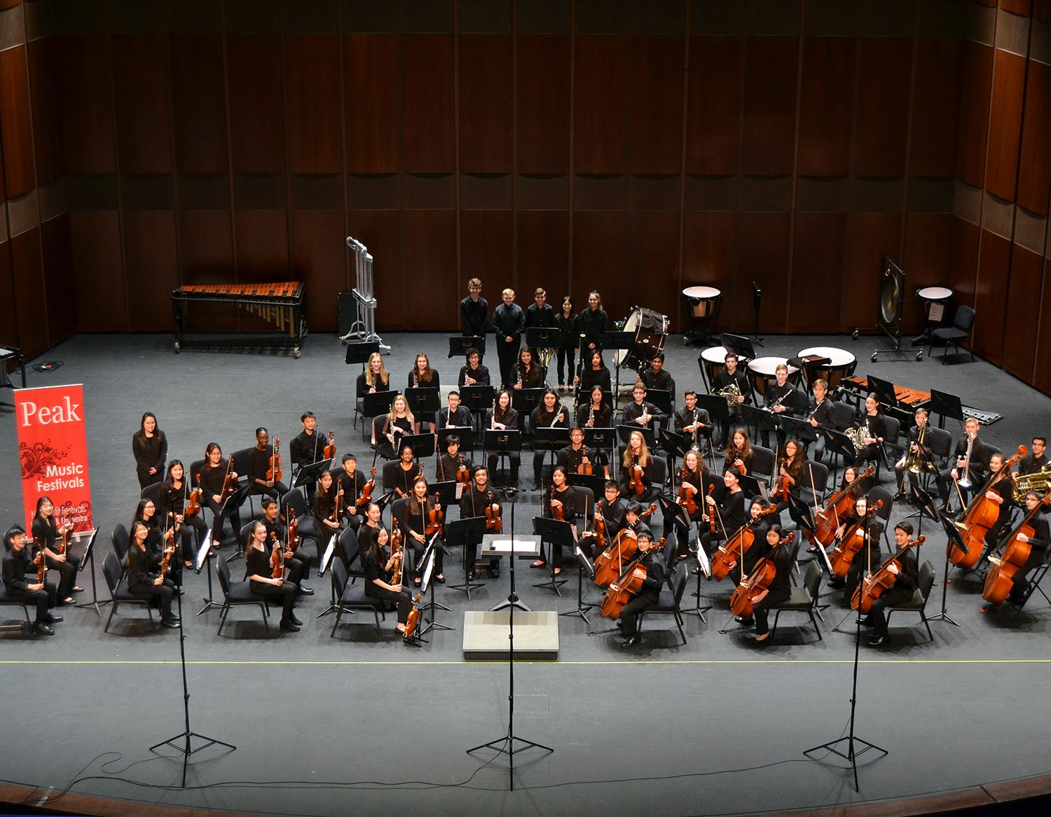 Allen Schools Nab Top Spots in Orchestra Competition