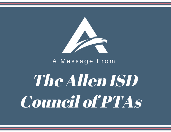 A message from the AISD Council of PTAs