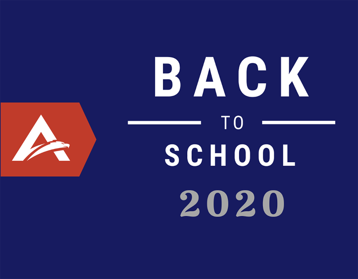 Back to School 2020 Information