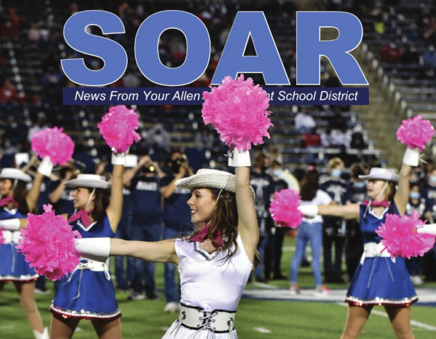 SOAR Winter 2020 Cover