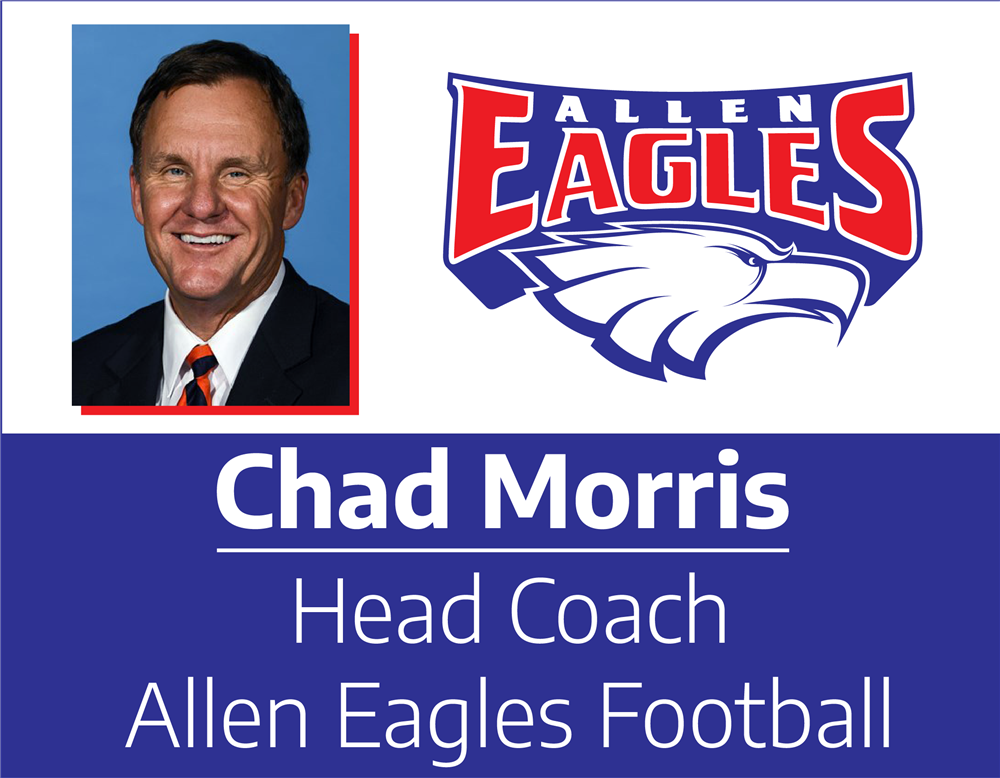 Chad Morris to lead Eagles Football