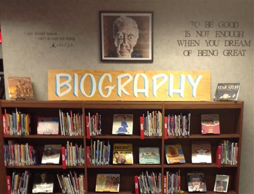 Biography Section