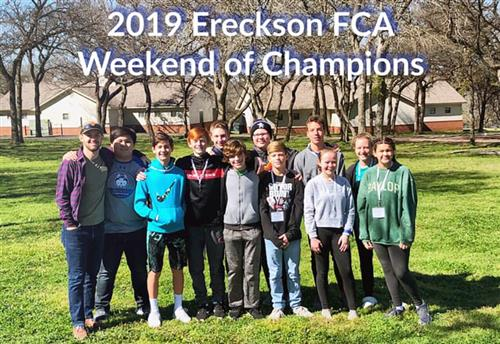 2019 Weekend of Chamions