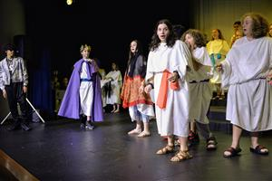 The Odyssey: by Thespis and the Peloposnessian Third Place Midwest Regional Choruss