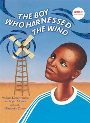 the boy who harnessed the wind picture book