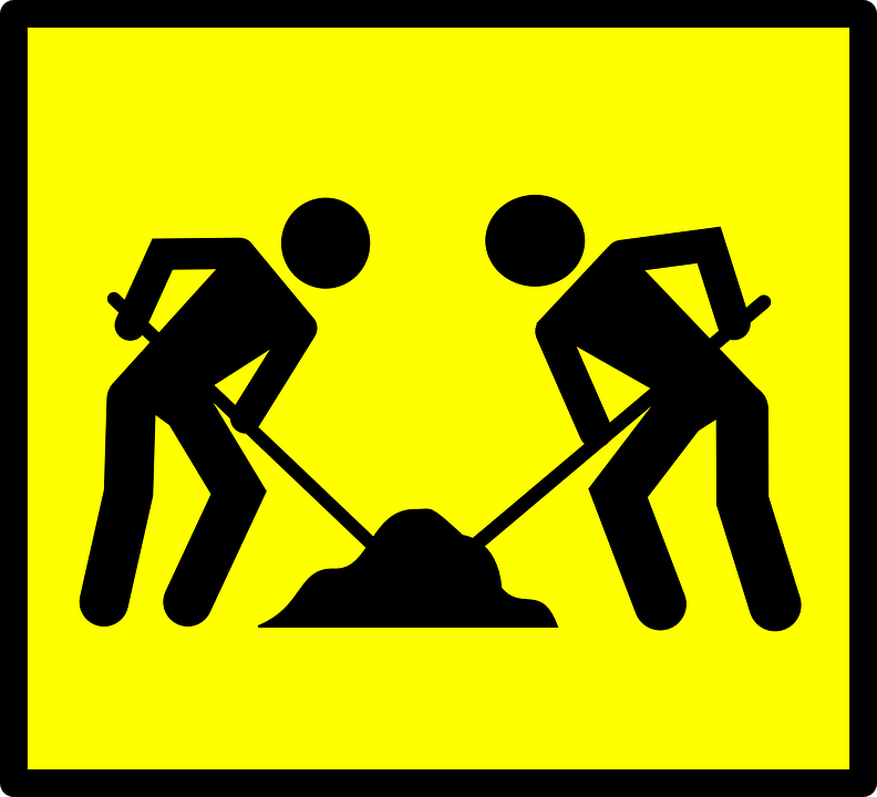 Picture of Road Construction Sign