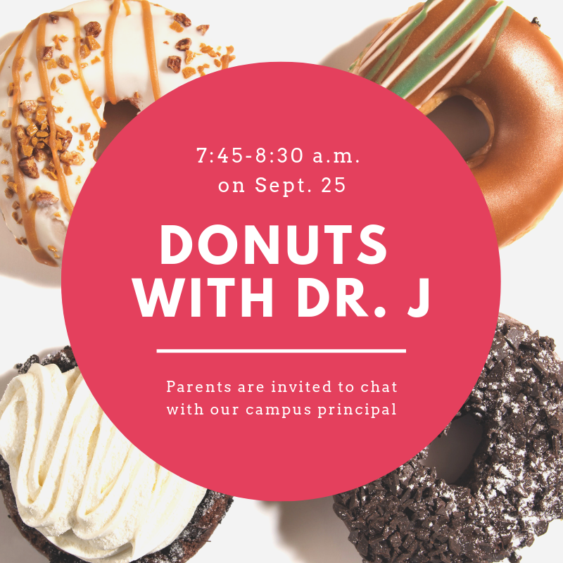 Donuts with Dr. J