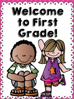 1st Grade Webpage / Welcome
