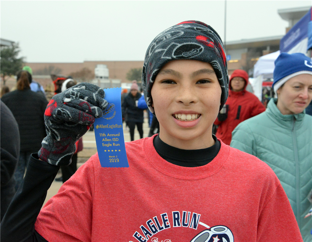2019 Allen Eagle Run Recap