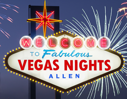 Party With A Purpose: Vegas Nights