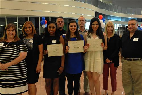 Allen Eagle Nation Scholarship