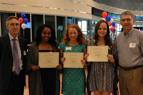 Rotery Club of Allen Scholarship