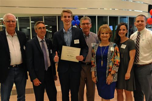 Rotary Club of Allen - Dr. Steve Burch Memorial Scholarship