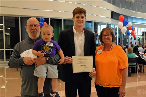 Harlie Dickinson Annual Football Scholarship