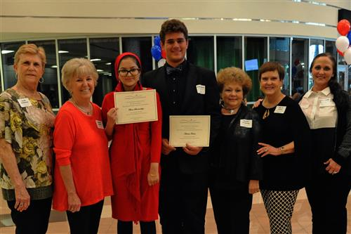 Allen Retired Educators Association Scholarship
