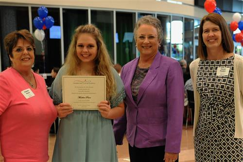 Keep Allen Beautiful - Mardy & Lisa Brown Memorial Scholarship