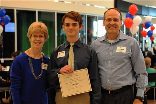 Frank Thomas McGaugh Memorial Scholarship