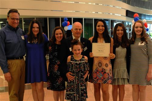 Gayle Boon Memorial Scholarship