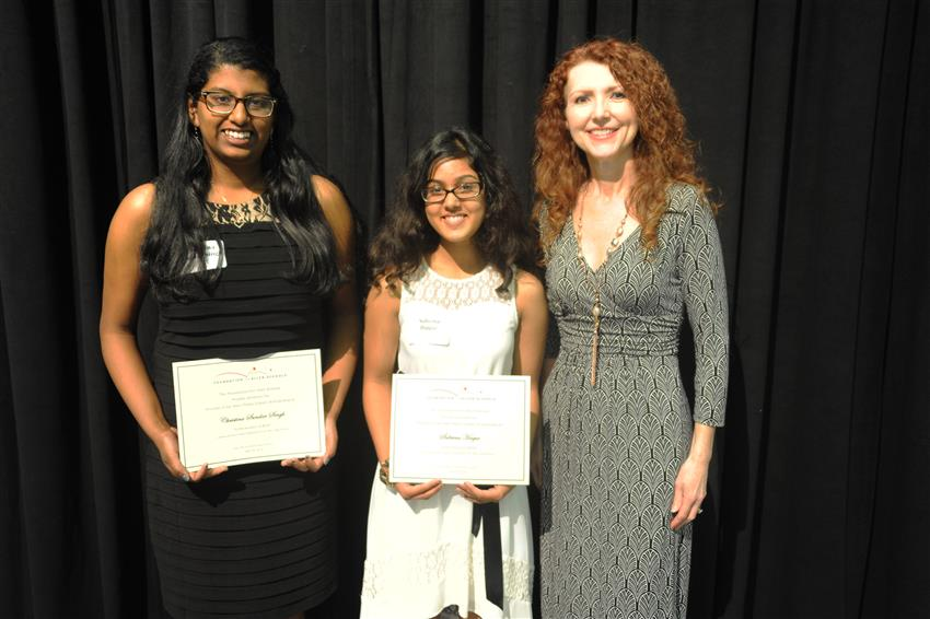 Friends of the Allen Public Library Scholarship