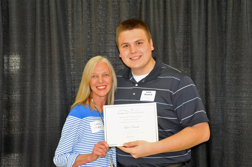 Ford Middle School Scholarship