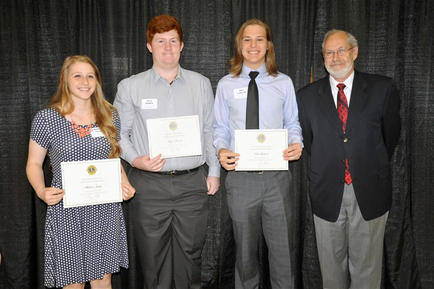Allen High Noon Lions Club Scholarship