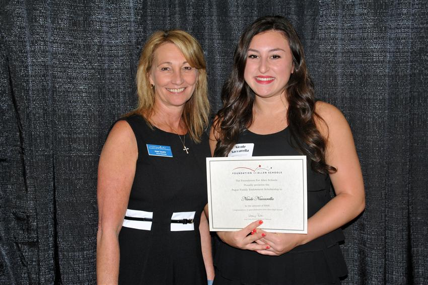 Pogue Family Endowment Scholarship
