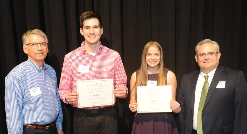 Rotary Club of Allen Scholarship