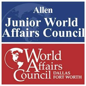Junior World Affairs Council logo
