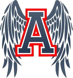 Allen Basketball Wings Logo