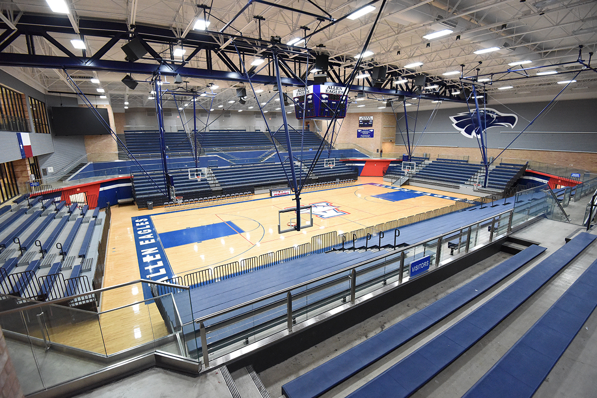 Allen High School Competition Gym