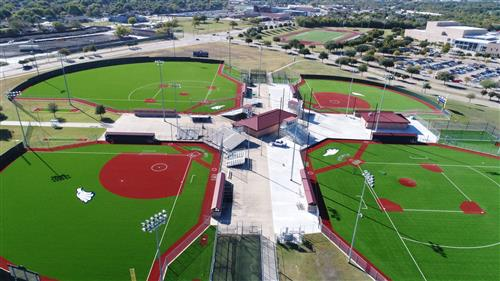 Allen High School Baseball Complex