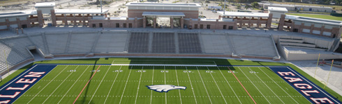 athletic department eagle stadium