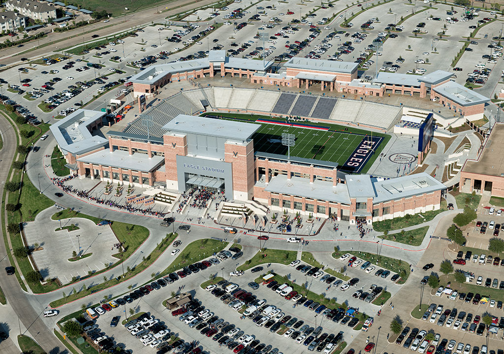 Heading to an Allen ISD football game? Here's what you ...