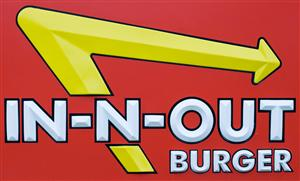 Tournament Sponsor In-N-Out Burger