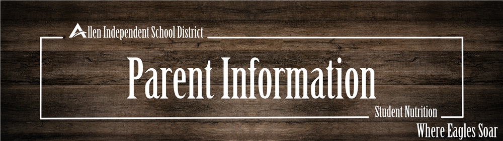 Parent Information Header