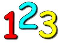 This is a picture of numbers 1, 2, 3 to help find the ABCYA Math Link
