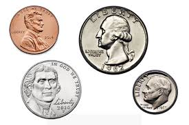 This is a picture of a penny, nickle, dime and quarter to help find the link for Build a Playground