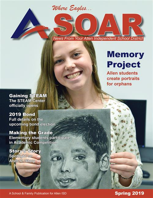 The Spring 2019 issue of SOAR Magazine
