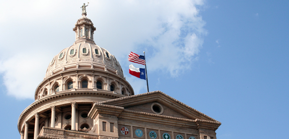 Photo of The Texas State Capitol in Austin