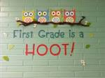 First grade is a HOOT picture.