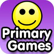 Click for Primary Games app