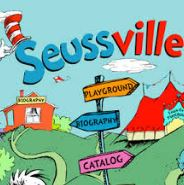 Click for Seussville App