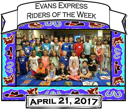 rider of the week photo