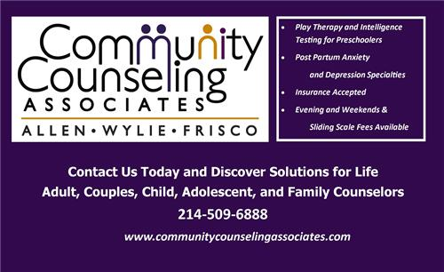 Community Counseling Associates